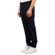 Pantalon smoking black navy