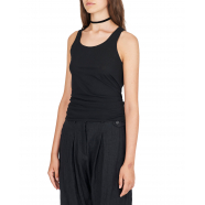 Débardeur_noir_basic_DJ25-01_isabel_benenato_femme_boutique_strasbourg_mode_online_black _vêtements_france_woman