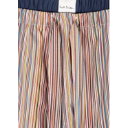 Pantalon grosses fleurs multicolore noir orange-paul smith-femme-w1r 071t a00813 92-boutique-strasbourg-france-shopping-online