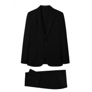 Manteau fourrure éco oversize brique-129C A30472 23-paul smith-femme-manteau-boutique-strasbourg-france-online