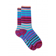 Chaussettes_rayées_bleu_violet_ W1A 131D FF491 59_Paul Smith_femme_accessoire_mode_online_boutique_strasbourg_france