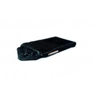 Porte téléphone grenouille noir