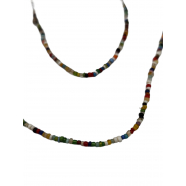 Collier_fines_pierres_multicolore_Catherine Michiels_bijoux_mixte_mode_shop_online_boutique_strasbourg_france