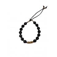 bracelet_oeil_tigre_bleu_rondelles_or_gris_bleuté_BI5 Blue_Catherine Michiels_bijoux_online_boutique_strasbourg_france