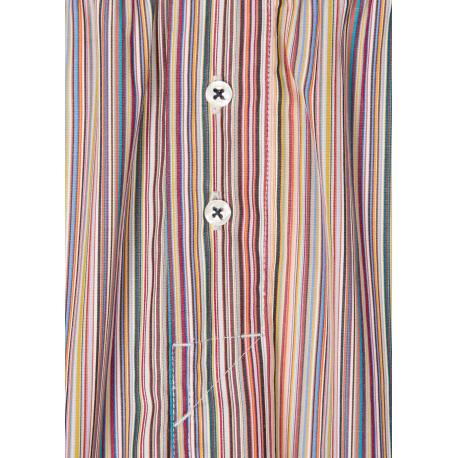 Veste_courte_poches plaquées_crème_m1r-1939-a01031-07_paul smith_homme_boutique_strasbourg_france_online_fashion_store