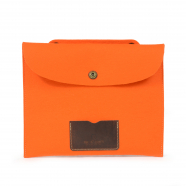 Housse miky protection orange Ipad