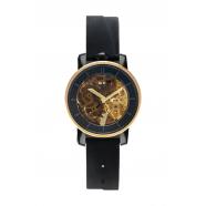 Montre_automatique_Rehab_s r360 02_gold_cuir_suède_Fob_paris_bijoux_mixte_mode_shop_online_boutique_strasbourg_france