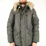 Doudoune Right-hand parka