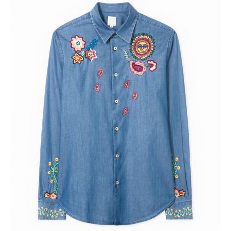 Paul-smith_pupc-006l-d27mul_homme_man_shirt_chemise_online_strasbourg_algorithmelaloggia