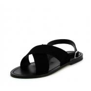 k.jacques-OSORNO-ebene- velours-femme-woman-chaussure-shoes-sandales-tropezienne-strasbourg-e-shop