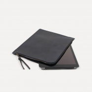 Porte Ipad cuir zip Joe