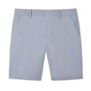 Bermudas coton gris poches italiennes