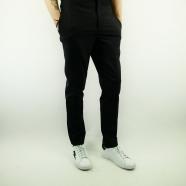 Pantalon smoking black navy